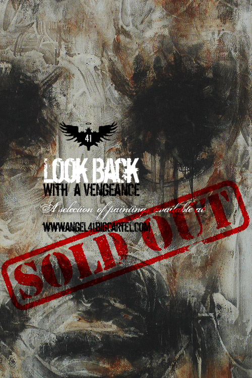 angel 41 : Look Back with a Vengeance